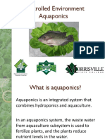 CleanTech-Aquaponics