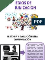 Medios de Comunicacion 1