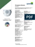 Product Spec or Info Sheet - OSC10-RMW.pdf