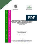 Regulación del aborto en México