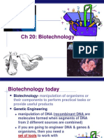 Biotechnology Bio
