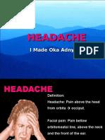 6. Headache