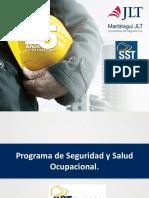 LUN15.Programa de Seguridad y Salud Ocupacional