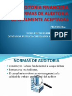 Normas de Auditoria Semana 02