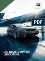 BMW 5er Katalog