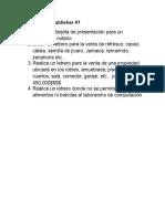 Ejercicio de Publisher 1