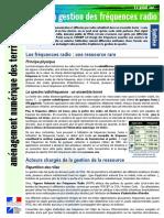 Le Point Sur - Gestion Des Frequences Radio Cle077497
