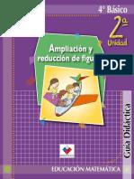Ampliacion y reduccion de figuras Libro