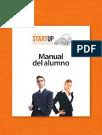 Manual Del Alumno Startup Programme 2014 15
