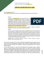 03 Formacion Psicologo Peru - BZanabria