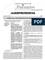 Precedente Administrativo de Observancia Obligatoria Pension de Viudez