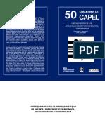 Fortalecimiento de Los Partidos Políticos en América Latina Institucionalización, Democratización y Transparencia