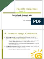 Tema 2 Fuentes No Renovables