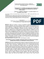 Biodigestão Anaeróbia de Dejetos de Novilhas Da Raça Pantaneira Alimentadas Com Fenos de Diferentes Espécies Forrageiras