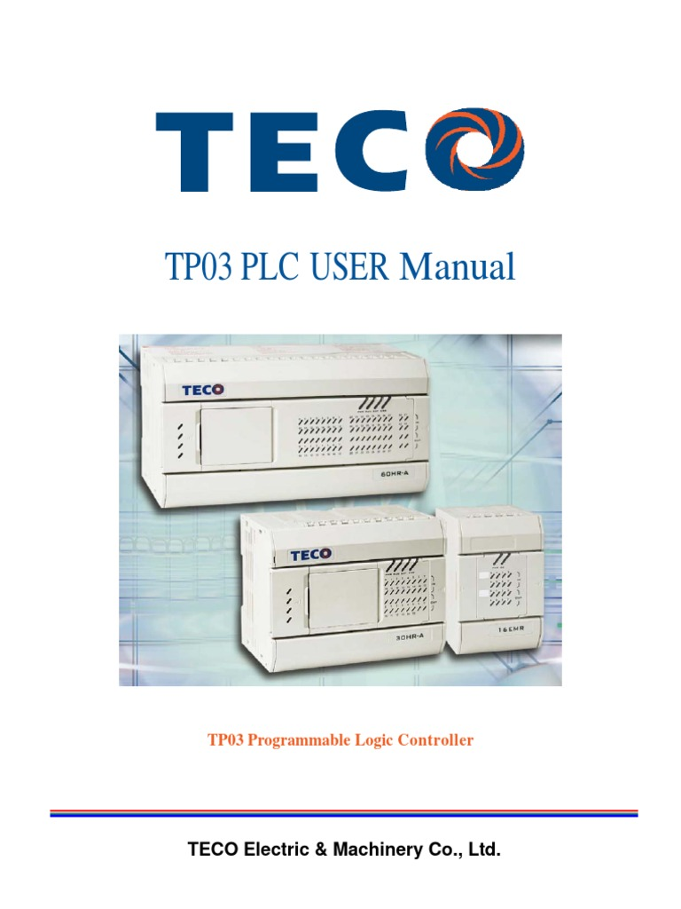 Tpw03 Tp03 Manualenv01 Programmable Logic Controller Power Pwm Control Using Arduino 8211 Learn To Dc Motor Speed And Led Brightness Supply