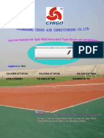 Chigo Service Manual Air Condition