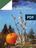 Our BerkshireTimes Magazine, Sept-Oct 2017