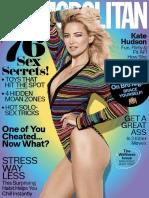 Cosmopolitan USA October 2017