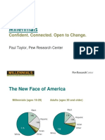 Paul-Taylor-Portrait-of-the-Millennials.ppt