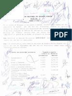 Tabla de Salario Mínimo Vigente 01/09/17
