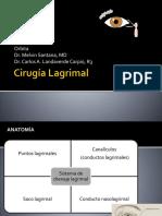 Cirugías Lagrimal