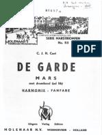 De Garde C J N Cori PDF