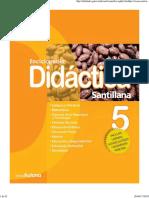 Enciclopedia Didáctica Santillana 5