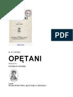 H. H. Ewers Opetani