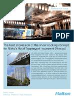 Halton FS Reference Mx Nikko Hotel Hyatt Regency Mexico City 2012