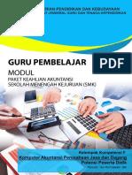 Akt f Modul Gp Akuntansi Smk Komputer Akuntansi Perusahaan Jasa Dan Dagang