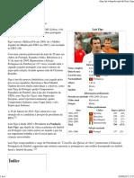 Luís Figo – Wikipédia, A Enciclopédia Livre