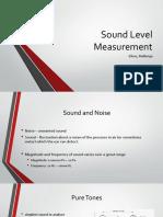 Sound Level Measurement.pptx