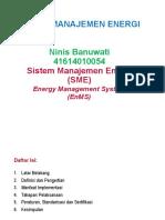 Tugas Manajemen Energi Ninis Banuwati 1