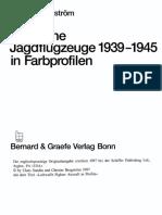 Deutsche Jagdflugzeuge 1939-1945 in Farbprofilen