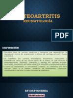 Osteo-Artritis
