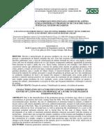 Caracterização de Fatores Que Influenciam a Emissão de Amônia Pelos Dejetos de Galinhas Poedeiras e Proposição de Um Score Para o Potencial Máximo de Emissão