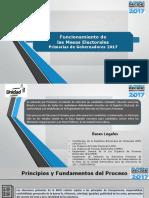 Manual Funcionamiento de Las Mesas Electorales Primarias 2017. CRN