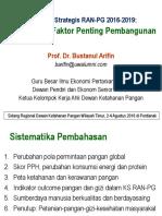 Prof. Bustanul Arifin
