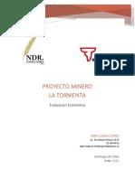Evaluacion Economica La Tormenta(Final)