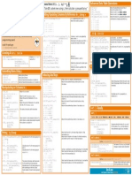 Datatable Cheat Sheet R