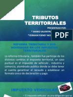 Tributos territoriales