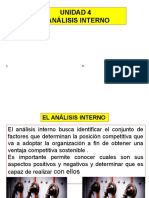 Unidad 4 Analisis Interno