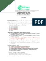 Sistema Financeiro AP3 2016 2 GABARITO.pdf