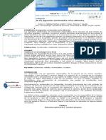Estabilidad de Los Pigmentos Carotenoides en Los Alimentos