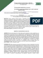 Consumo de Biocombustível No Mf 275