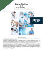 4. Guía Practicas Bioetica Upsjb 2017 II