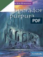 Herbie Brennan - El Emperador Purpura