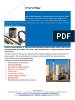 JW Seal Technology for Chamical & PetroChemical