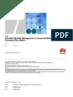 Intra-RAT Mobility Management in Connected Mode Feature Parameter Description