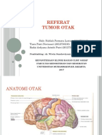Referat Tumor Otak